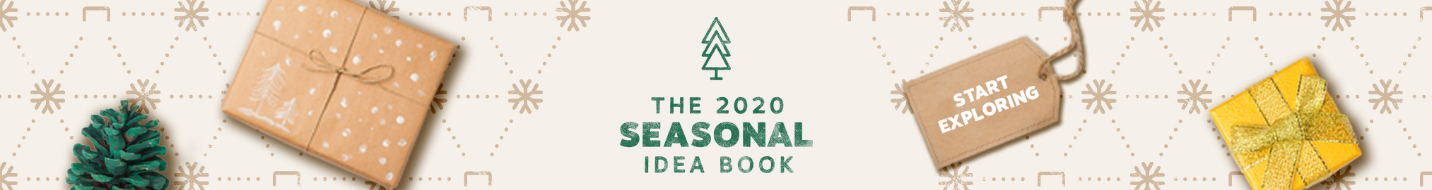 Seasonal Idea Book